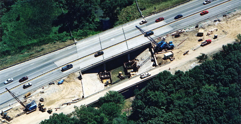 I75 bridge construction