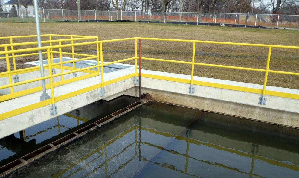 city of marysville wastewater treatment plant