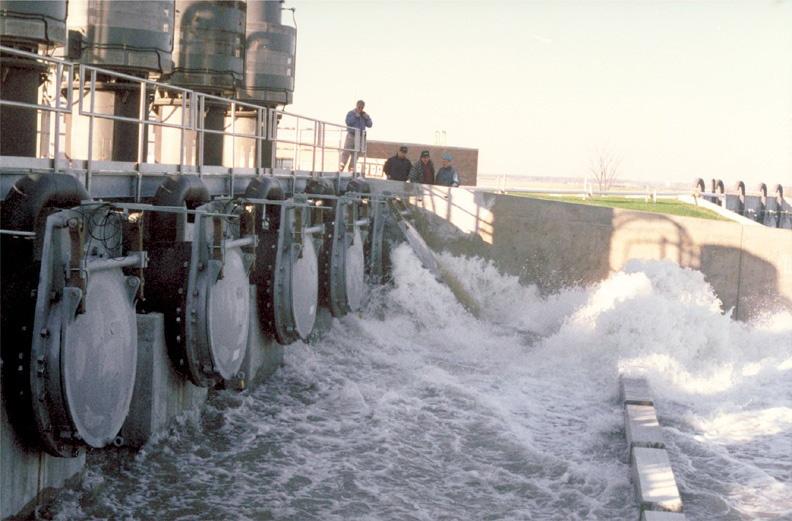 Detroit Metropolitan Airport Stormwater Control Pump