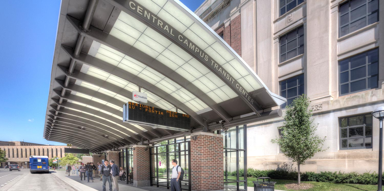 university of michigan transit center