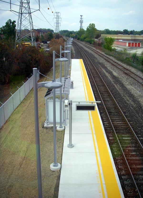 troy multi modal transit facility