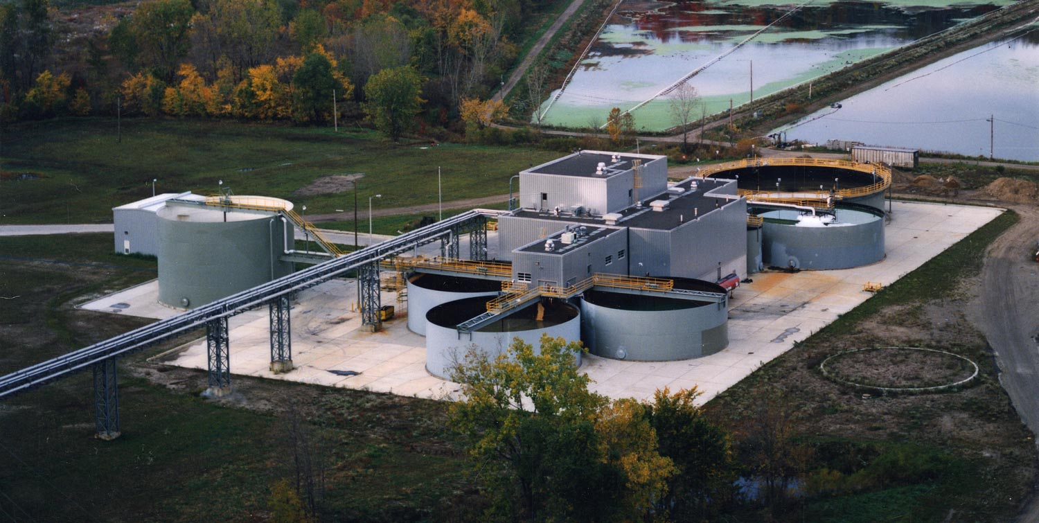 ford wixom water treatment plant